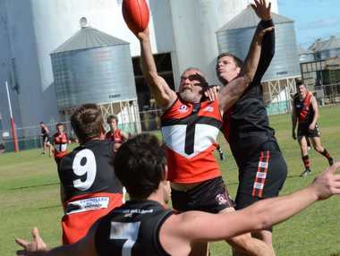 South Burnett Saints are ready for a tough fight in this weekend's grand final.