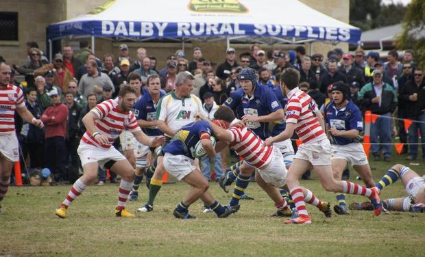 Downs Rugby Season Kicking Off This Saturday Toowoomba
