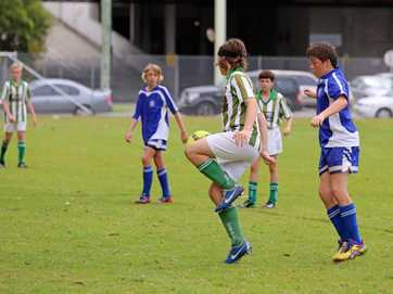 It was a big day of sport in Toormina where teams played off in the North Coast Football zone championships.