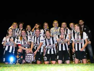 A selection of photos from the 2014 Bundaberg women's Division 1 grand final Bingera won 2-1 over Moore Park.
