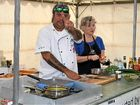 BANGALOW showground was full to the brim with foodies, families and fun last Saturday for the annual Sample Food Festival.