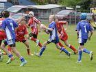 Junior rugby league fin