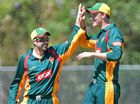 Hill stars as Tigers hold up Bushrangers