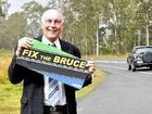 FIXING the Bruce Hwy is bigger than politics.