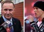 Eminem sues NZ National Party over Lose Yourself ads