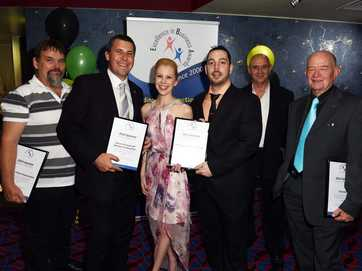 Caboolture Excellence in Business Awards September 13, 2014 at the Caboolture RSL.