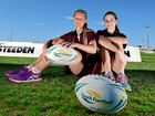 MIA Johnstone says the Queensland girls' under-18 team has a target on its back at the National Youth Touch Football Championships at Bokarina.