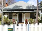 Toowoomba's oldest standing dwelling is up for sale. The Cottage' at 68 Stephen Street, South Toowoomba is 152 years old and was built from laterite volcanic rocks and white-washed mud render.