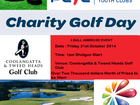 Tweed Heads PCYC's Annual Charity Golf Day will be held on Friday 31st October with a 4 Ball Ambrose Event at the Coolangatta & Tweed Heads Golf Club.