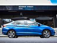 The Honda City VTi-L represents impressive value for money with surprising space and features.