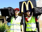 IT'S been more than a month since McDonald's started its delivery service in Hervey Bay and social media responses have been overwhelmingly good.
