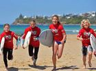 A COMPETITION that has given generations of novice grommets a chance to surf against school kids from across the region has just stepped up a grade.