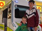 WARWICK ambulance services are organising a display at Rose City Shopping Centre this week as part of Ambulance Week.