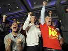 THE SCOTS have rejected independence by a clear margin with 55.4% voting 'NO' to break away from the United Kingdom.
