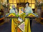 TOOWOOMBA'S churches have been spruiced up with flower displays for Carnival of Flowers celebrations.
