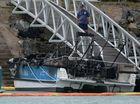 Crews praised for bringing fire under control quickly