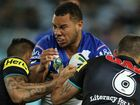 MOSES Mbye's father figure says the 21-year-old Canterbury Bulldog will shine if he plays in Sunday's NRL grand final against South Sydney.