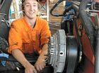 THREE talented young industry professionals have been awarded a career-making chance to attend the 2014 PACCAR and Dealer Technical Maintenance conference as part of the annual Cummins Scholarship.