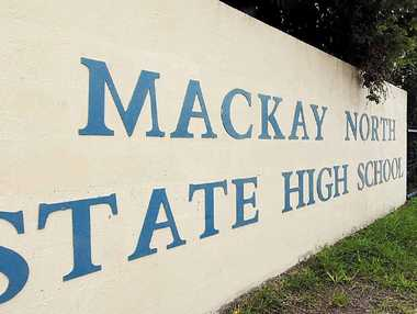 READ ALL ABOUT IT: Mackay North State High School students will benefit from increased funding for literacy and numeracy programs.