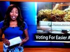 ALASKAN TV reporter drops F-bomb, quits during live news report after outing herself as being involved with a group that links the sick with cannabis growers