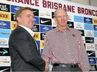 ON THE first day of January next year, Wayne Bennett turns 65, the 'accepted' retirement age in this country.