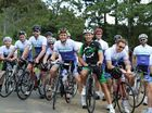 PAUL Mellers is cycling 400km from Brisbane to Byron Bay and back again to raise funds for research into Alpers syndrome.