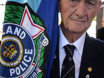 National Police Remembrance Day service at the Uniting Church of Australia.