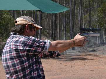 Gun club targets new members with come and try day at Wondai.