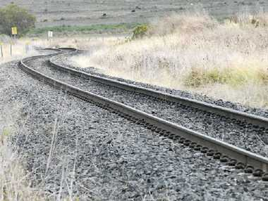FULL STEAM AHEAD: The Galilee Basin Rail Corridor is on track with GVK Hancock submitting further applications.