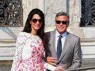 GEORGE Clooney is dragging out his wedding celebrations by throwing another party in Buckinghamshire next week to mark his new marital status.