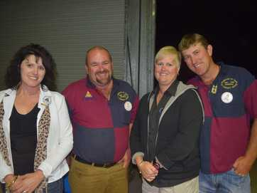Chinchilla Apex hosted its social night for past, present and prospective members.