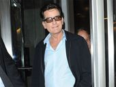 """CHARLIE Sheen reportedly spent $1.6 million on """"friendly entertainment"""" in 2013."""