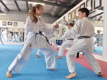 Kids from Mackay Karate Centre, Dysart Karate 4 All, Peakdowns Karate Club and Mackay Shotokan Karate are heading to Tokyo for the Funakoshi Gichin Cup World Karate-Do Championship.