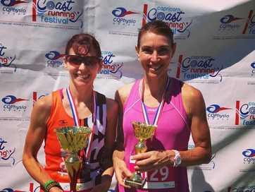 CQ Physio Group Capricorn Coast Running Festival 2014