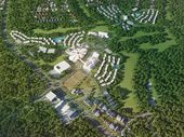 THE first stage of the $550 million five-star Dusit Thani international resort complex at Brookwater has been given the green light by council.