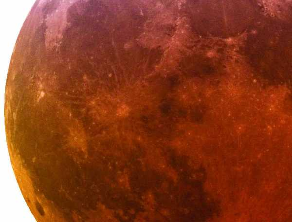 The blood moon event will occur on September 28.