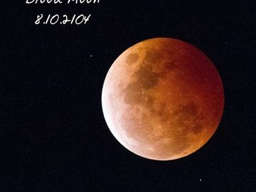 We have some really talented photographers in the South Burnett. These are some of your photos of the total lunar eclipse this week.
