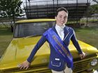 Mykaella sells the benefits of being Lismore Showgirl
