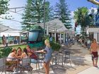 BEFORE the council goes any further with planning approval for the high density living on Birtinya Island, it should lobby the state and federal governments to fund the QR rail line to Maroochydore utilising the CAMCOS corridor.
