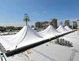 How much?  Big Top sells for whopping figure