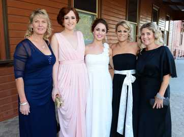 On October 11 450 people attended the Black Dog Ball at Paradise Lagoons. The event, aimed to reduce the stigma around mental illness, raised $14,000 through a charity auction. Images: Sharyn O'Neill
