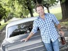 Happy homecoming for Troy Cassar-Daley
