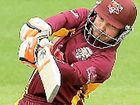 A COMFORTABLE 116-run win over Victoria, and accompanying bonus point, has put Queensland into top spot on the Matador Cup ladder behind NSW.