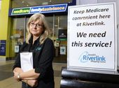 MEDICARE Riverlink is the latest branch set to close as the Federal Government shuts stand-alone offices.