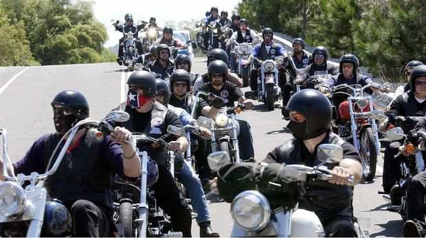 Police have cancelled the accommodation of known Rebels Motorcycle Club members who were planning to stage the club's national run into Coffs Harbour next weekend.