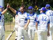DAVID Richardson is on the verge of becoming the sixth player to take 500 Ipswich first grade wickets.