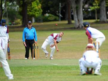 Cricket: Diggers vs Urunga at Breslford Park.