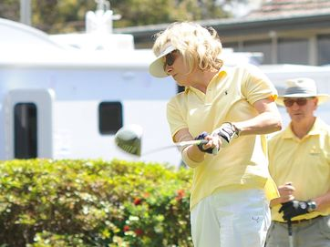 Festival of Golf held at the Coffs Harbour Golf Club.