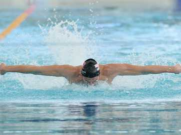 Action from the 2014 Beef City Swimming Carnival held at the Rockhampton southside pool.   Photos CHRIS ISON.