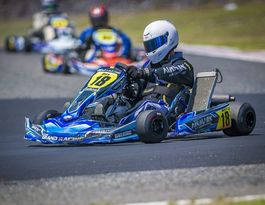 Gladstone track to host fastest karts in the world